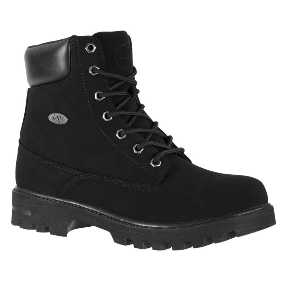 LUGZ Men's Empire Hi WR Boots - BLACK
