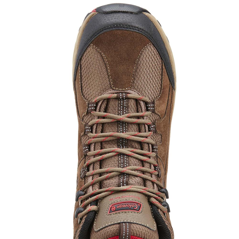 COLEMAN Men's Geyser Hiker Boots - BROWN