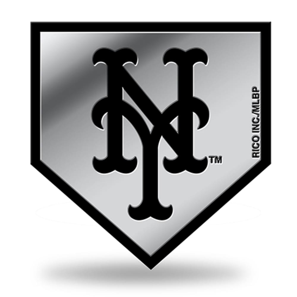 NEW YORK METS Auto Emblem - ASSORTED