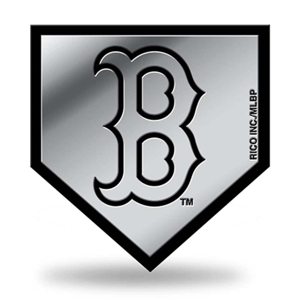 BOSTON RED SOX Auto Emblem - ASSORTED