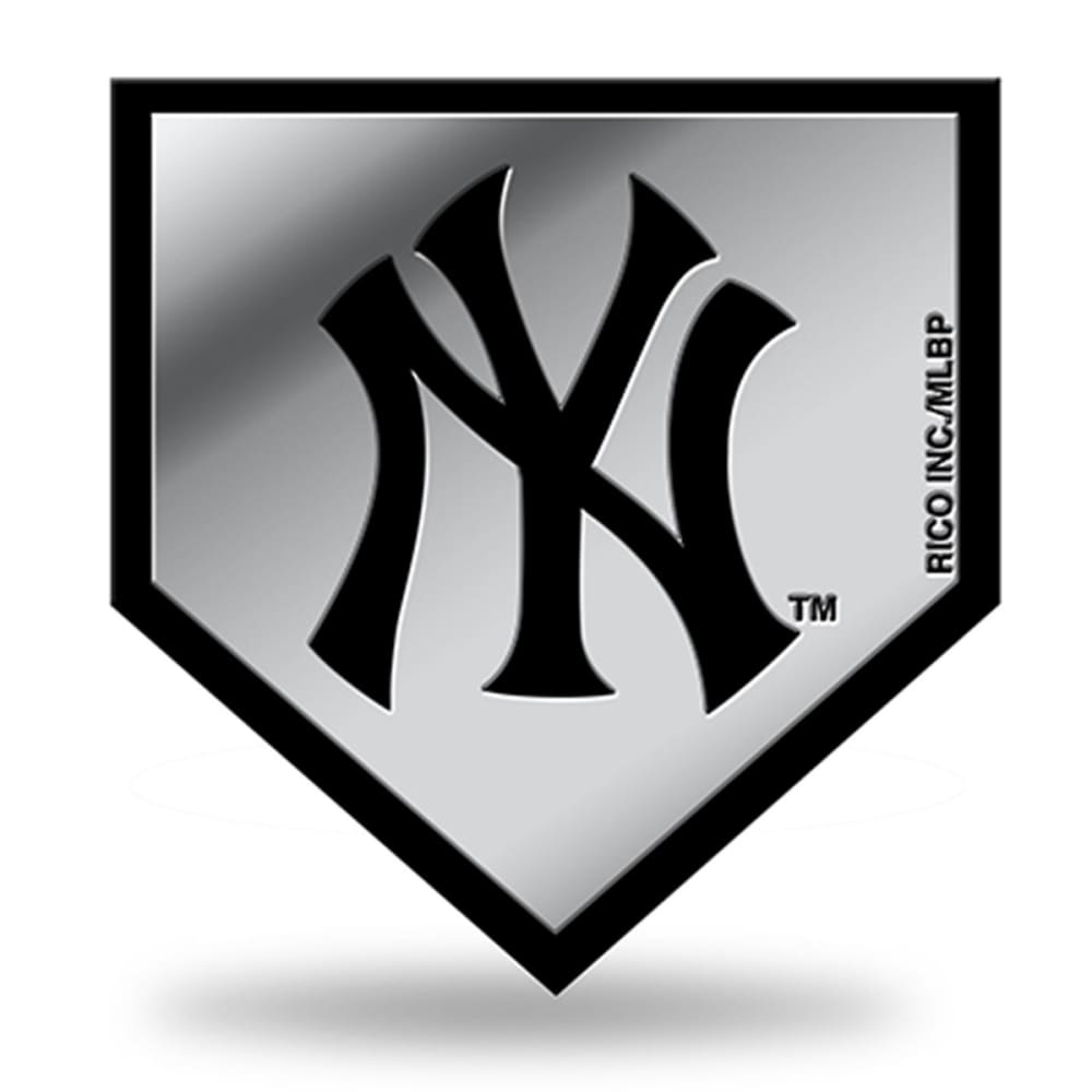 NEW YORK YANKEES Auto Emblem - ASSORTED