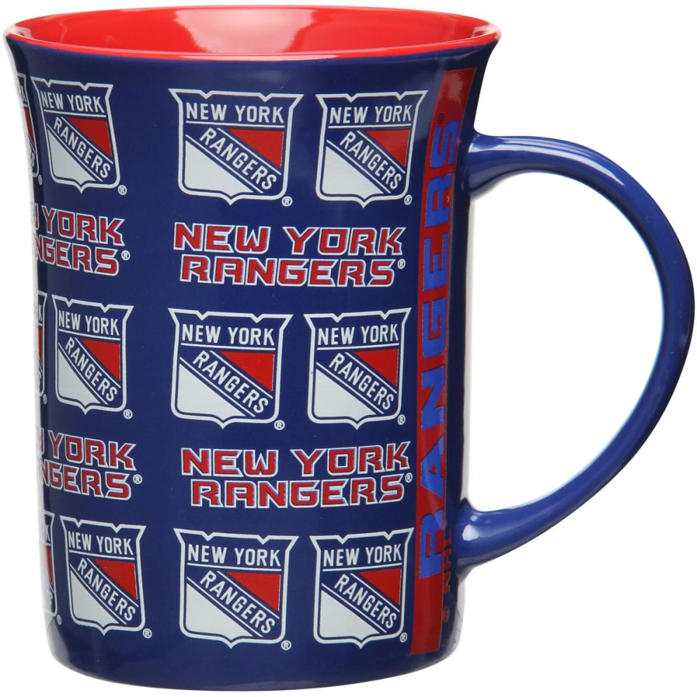 NEW YORK RANGERS 15 oz. Line Up Mug - ASSORTED