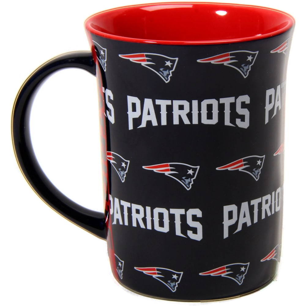 NEW ENGLAND PATRIOTS Line Up Mug - ASSORTED