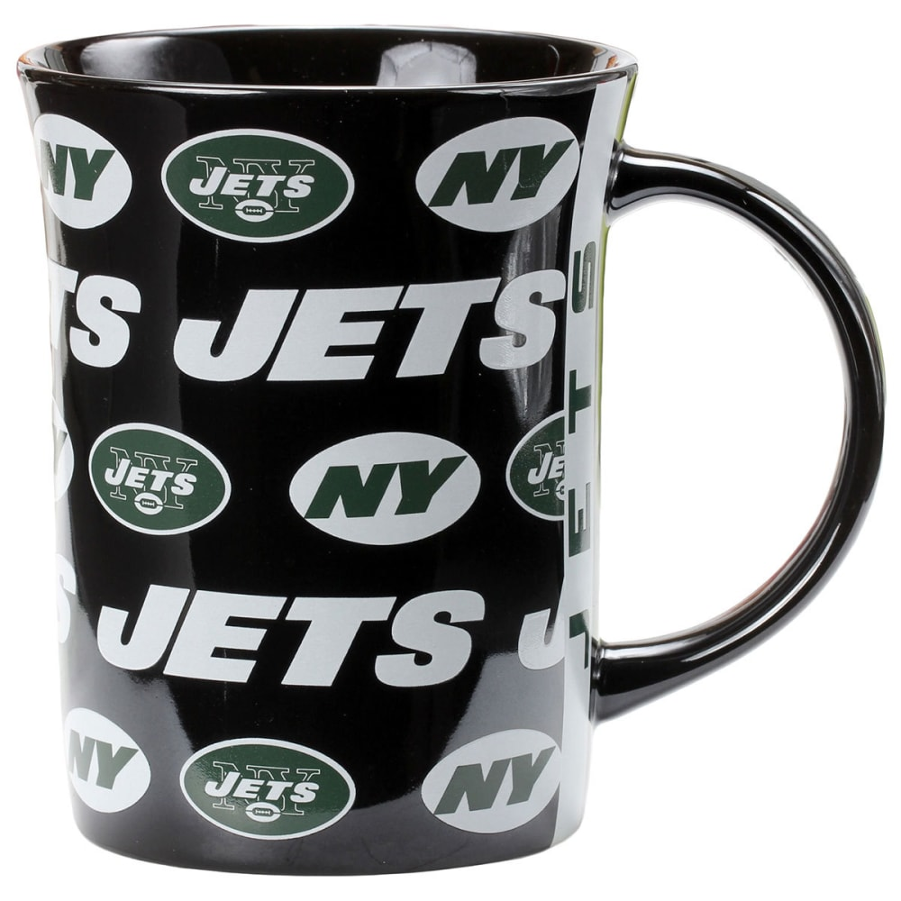NEW YORK JETS 15 oz. Line Up Mug - ASSORTED