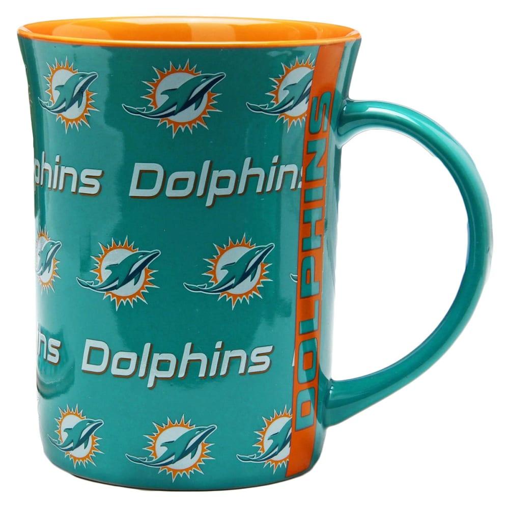 MIAMI DOLPHINS 15 oz. Line Up Mug - ASSORTED