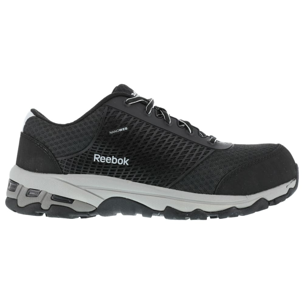 REEBOK WORK Men's Heckler Shoes - BLACK