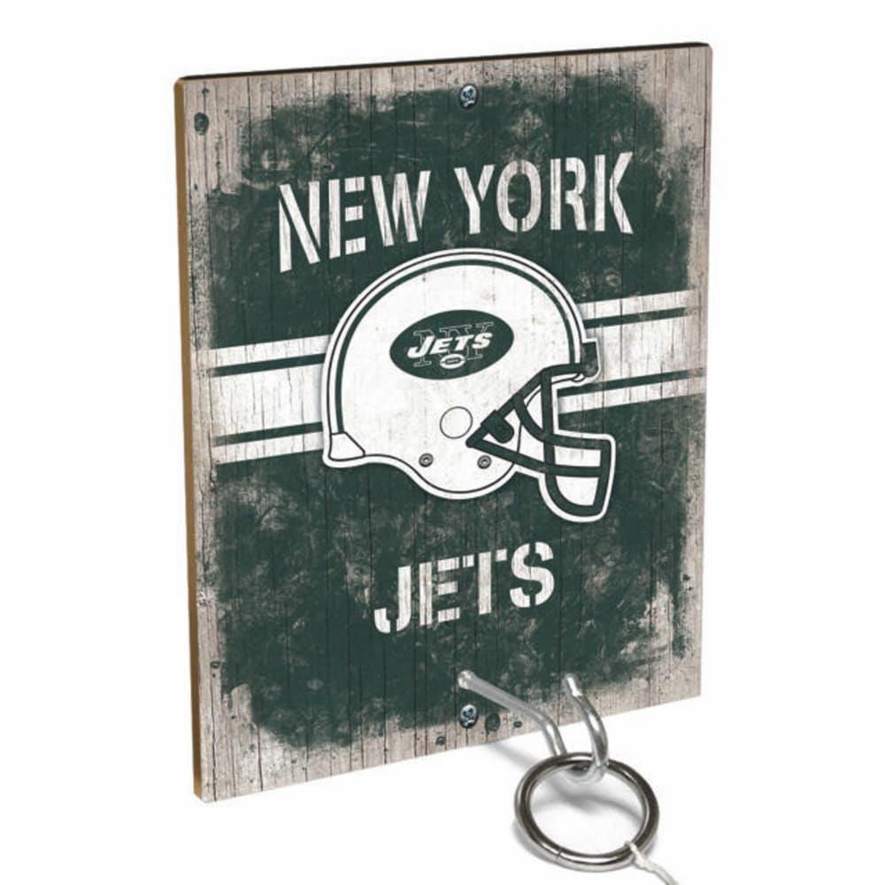 NEW YORK JETS Cornhole Tailgate Team Toss Set - ASSORTED