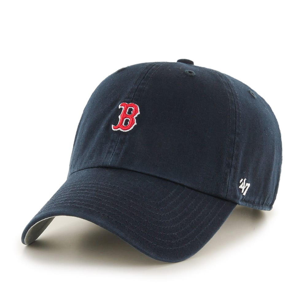 BOSTON RED SOX Abate Adjustable Baseball Cap - NAVY