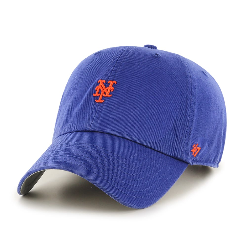 NEW YORK Mets Abate Adjustable Baseball Cap - ROYAL BLUE