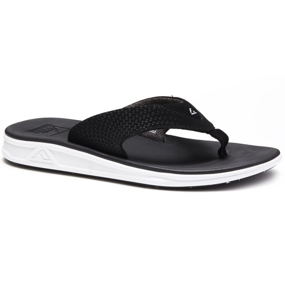 REEF Men's Rover Sandals - BLACK 31