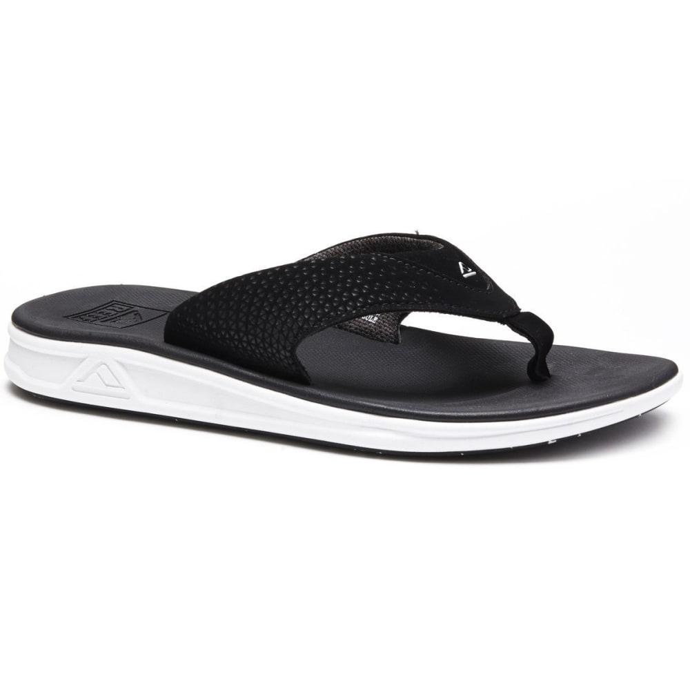REEF Men's Rover Sandals - BLACK 31