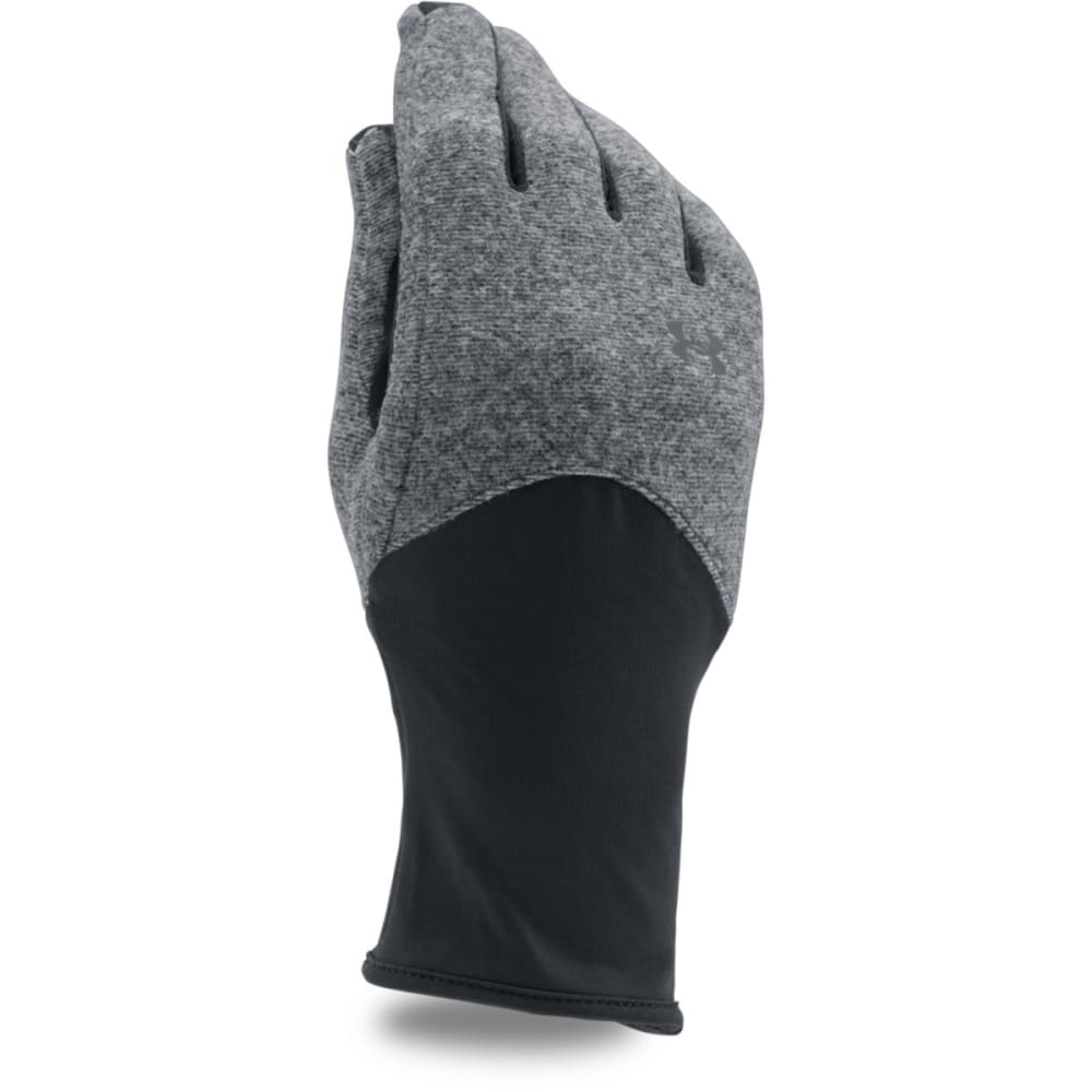 UNDER ARMOUR Women's Survivor Fleece Gloves - BLACK/BLK 001