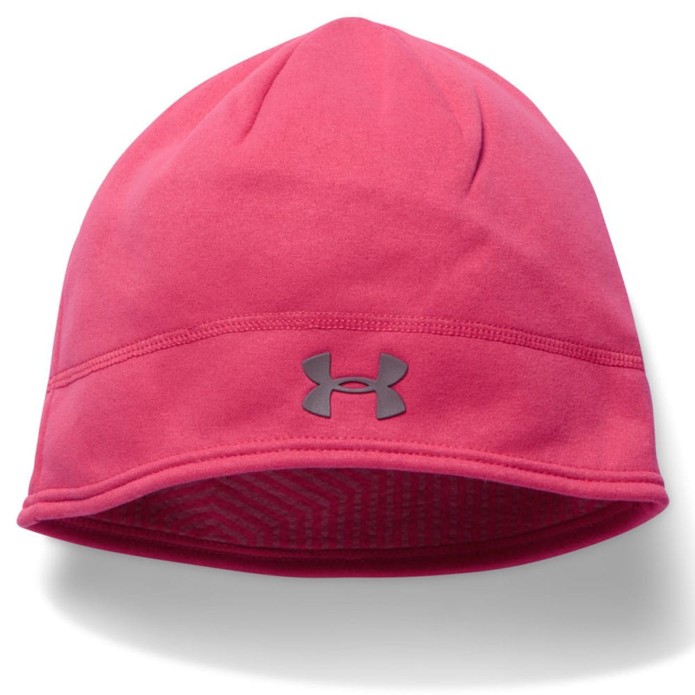 UNDER ARMOUR Women's Elements Beanie - PINK SKY 600