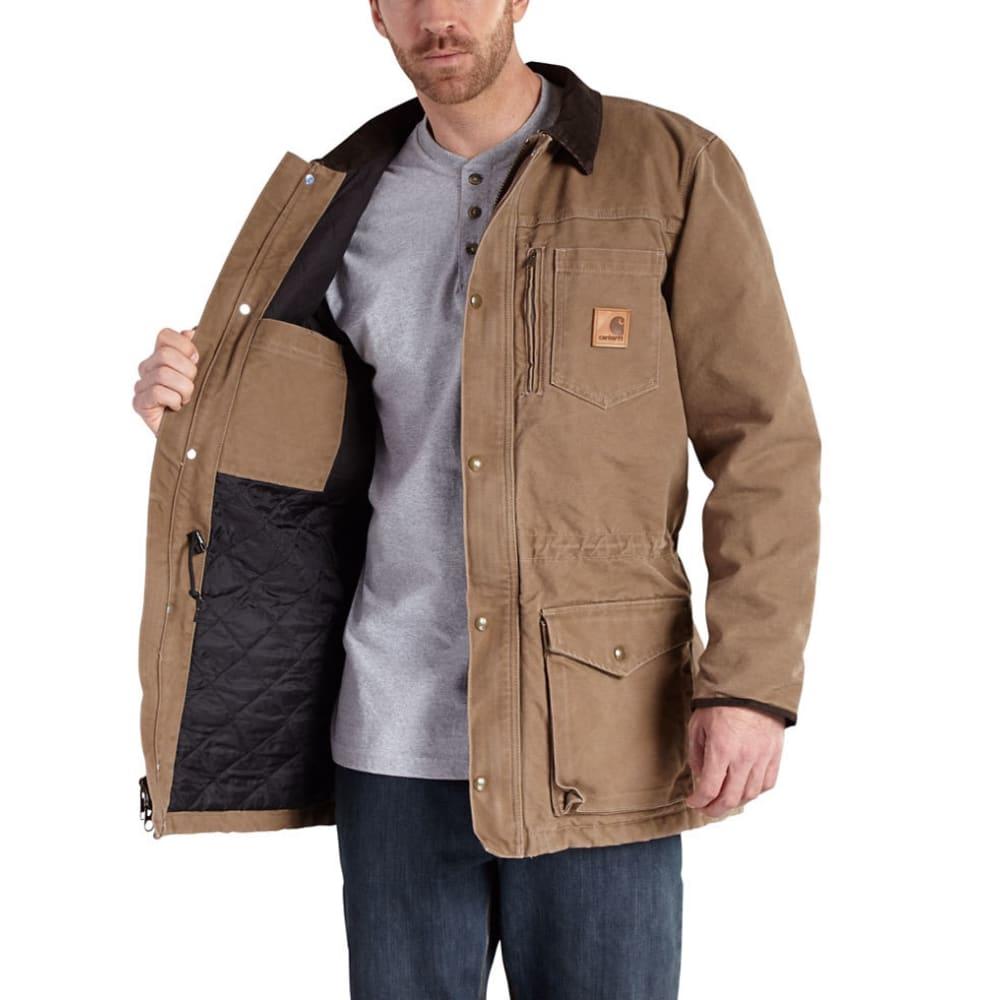 CARHARTT Men's Canyon Coat - 903 FRONTIER BROWN