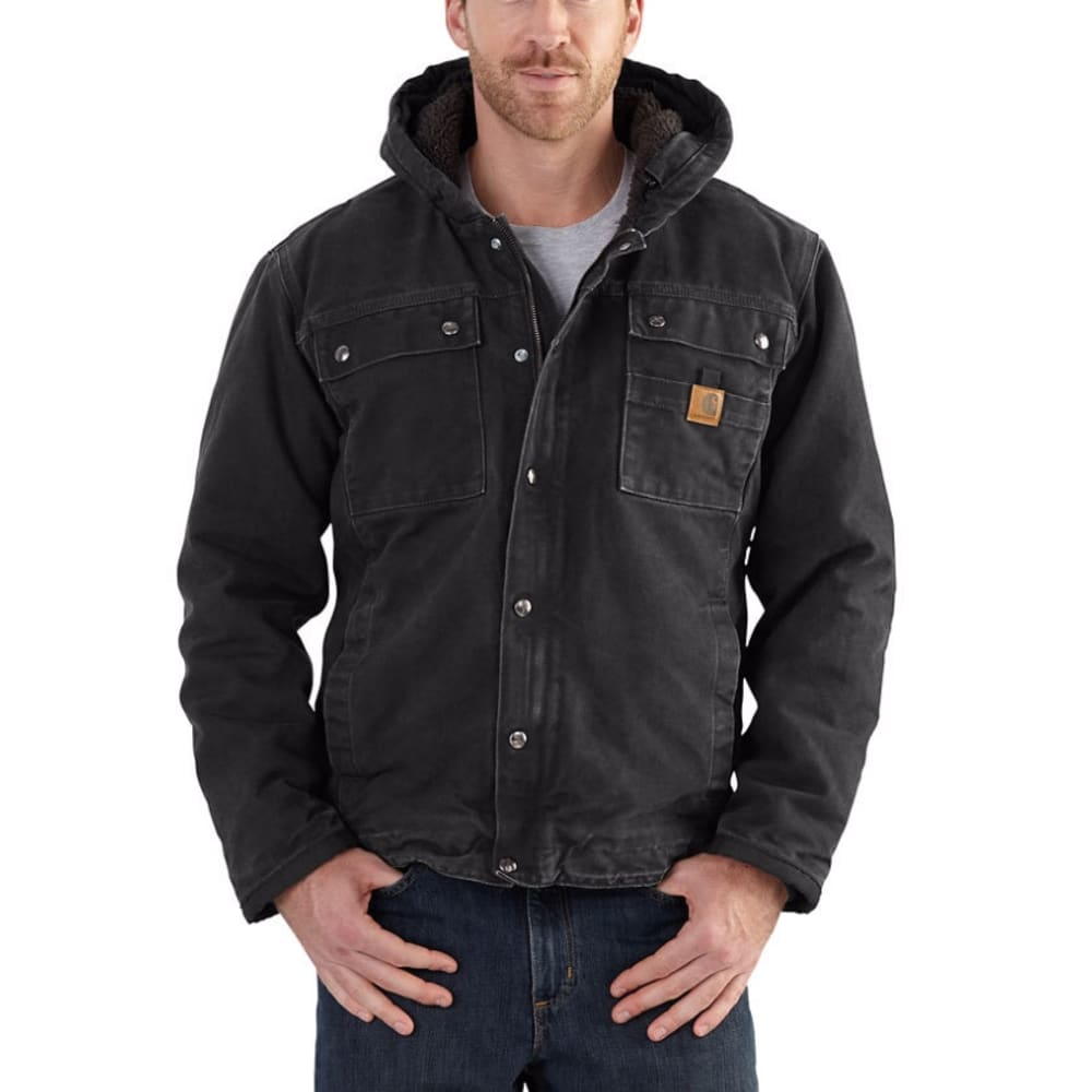 Carhartt Men's Bartlett Jacket - Black, XL