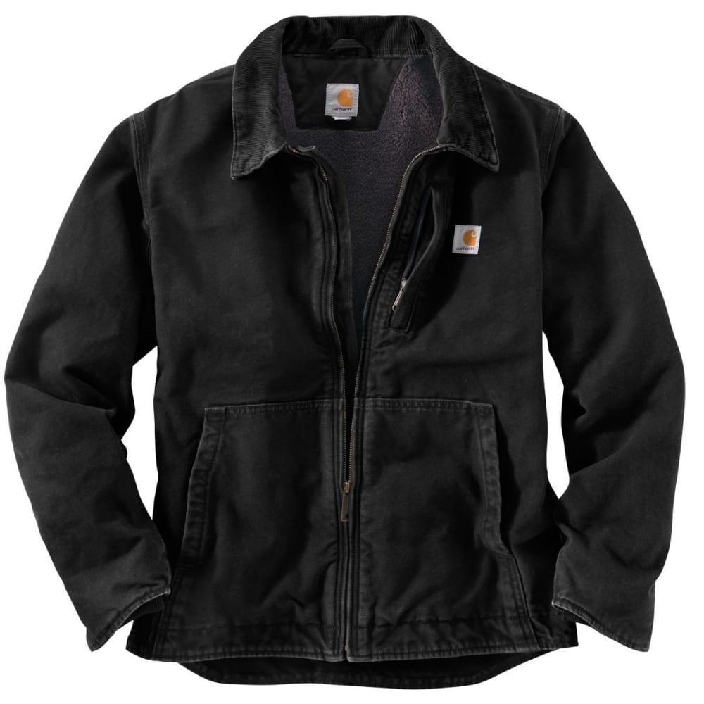 Carhartt Men's Full-Swing Armstrong Jacket - Black, XL