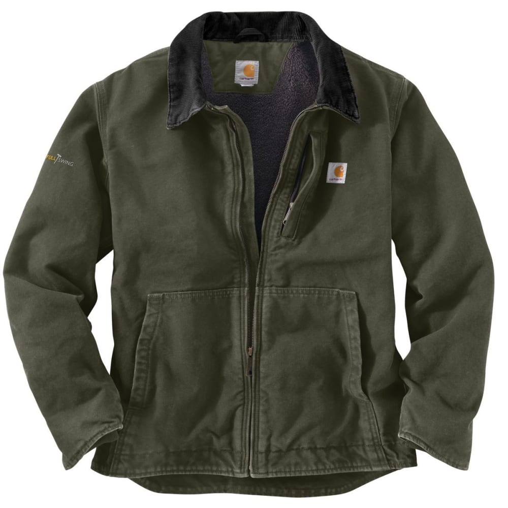 CARHARTT Men's Full-Swing Armstrong Jacket - 316 MOSS