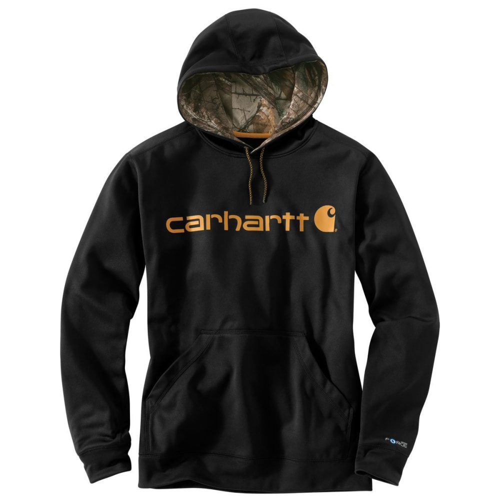Carhartt Men's Force Extremes Hoodie - Black, L