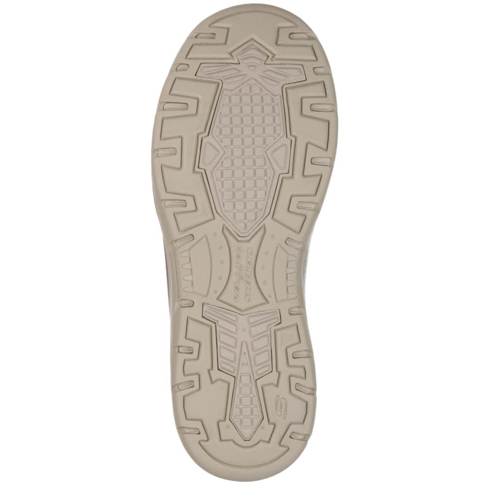 SKECHERS Men's Avillo Slip-On Shoes - KHAKI