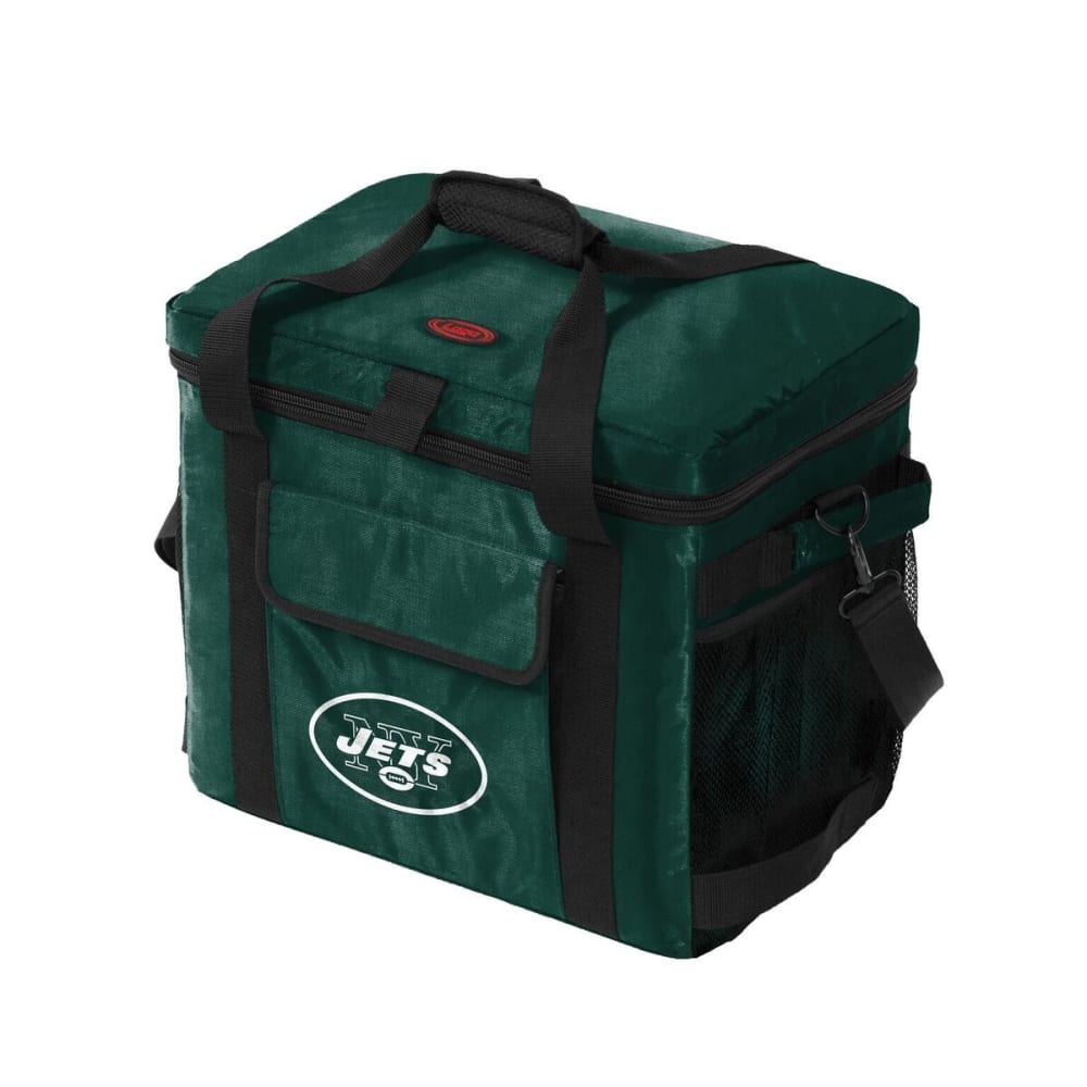 NEW YORK JETS Glacier Cooler - ASSORTED