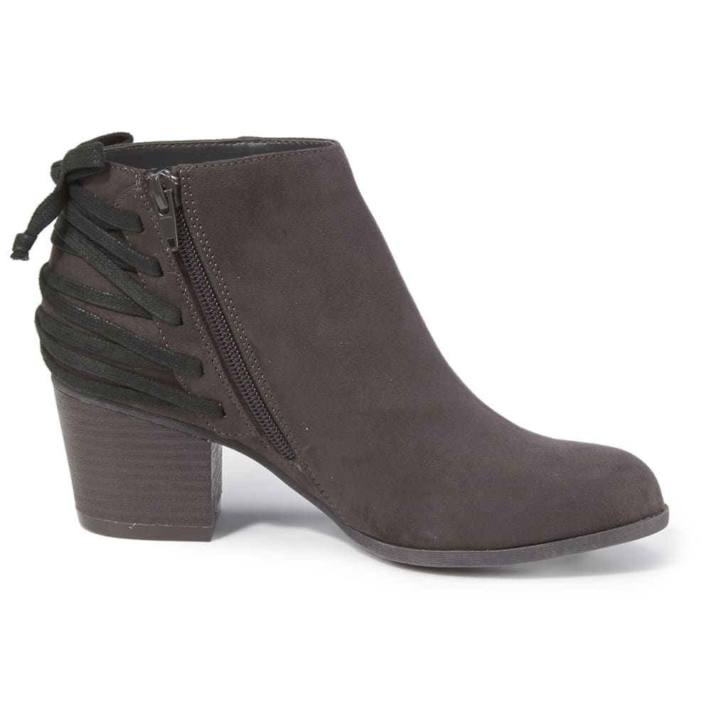 INDIGO RD Women's Snappy2 Booties - DARK GREY