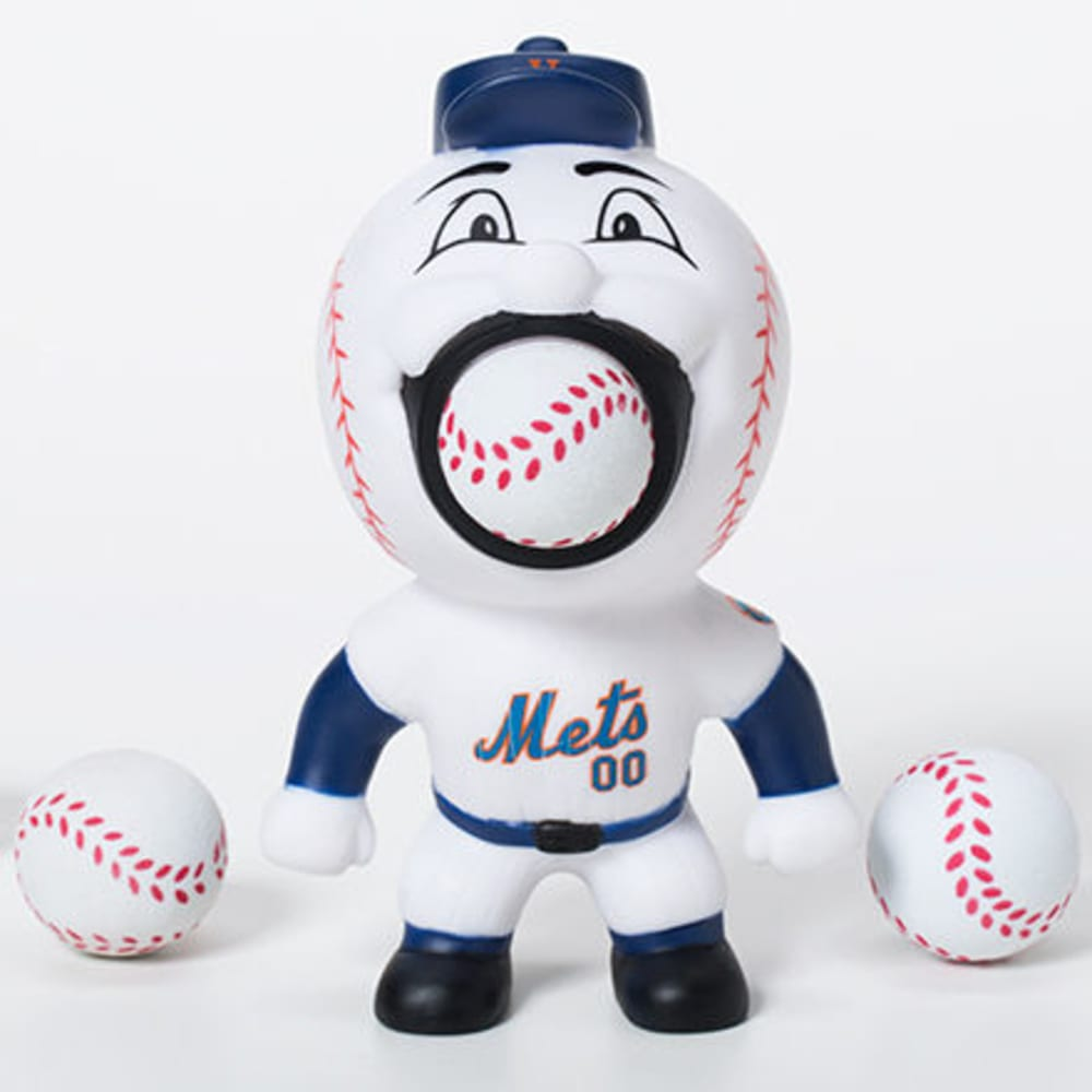 NEW YORK METS Mascot Popper ONE SIZE
