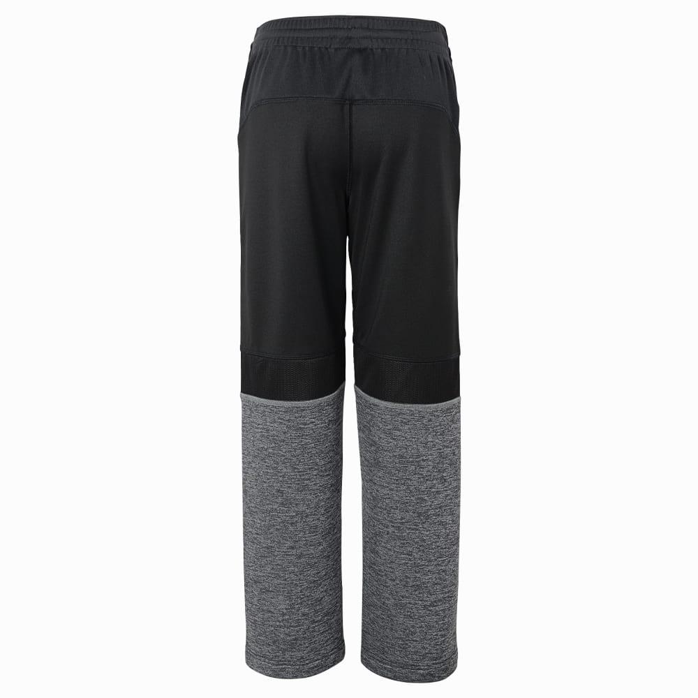 BOSTON CELTICS Boys' On Court Pants - BLACK