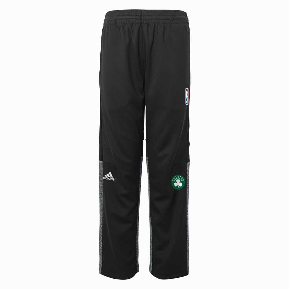 BOSTON CELTICS Boys' On Court Pants - BLACK