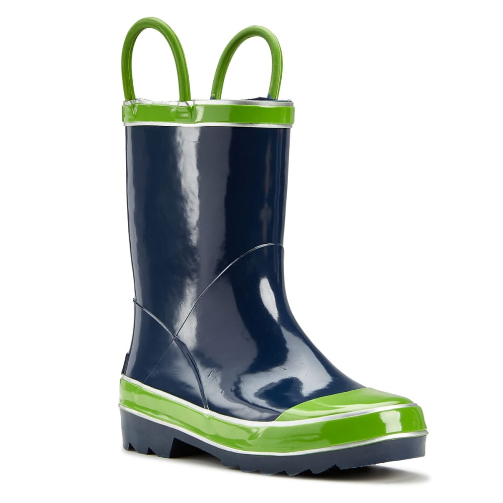 NORTHSIDE Infant Boys' Splashers Rain Boots - NAVY