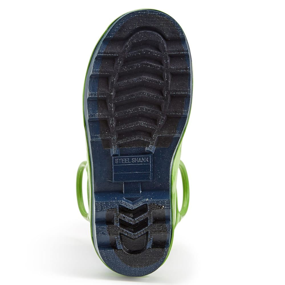 NORTHSIDE Kids' Splashers Rain Boots - NAVY