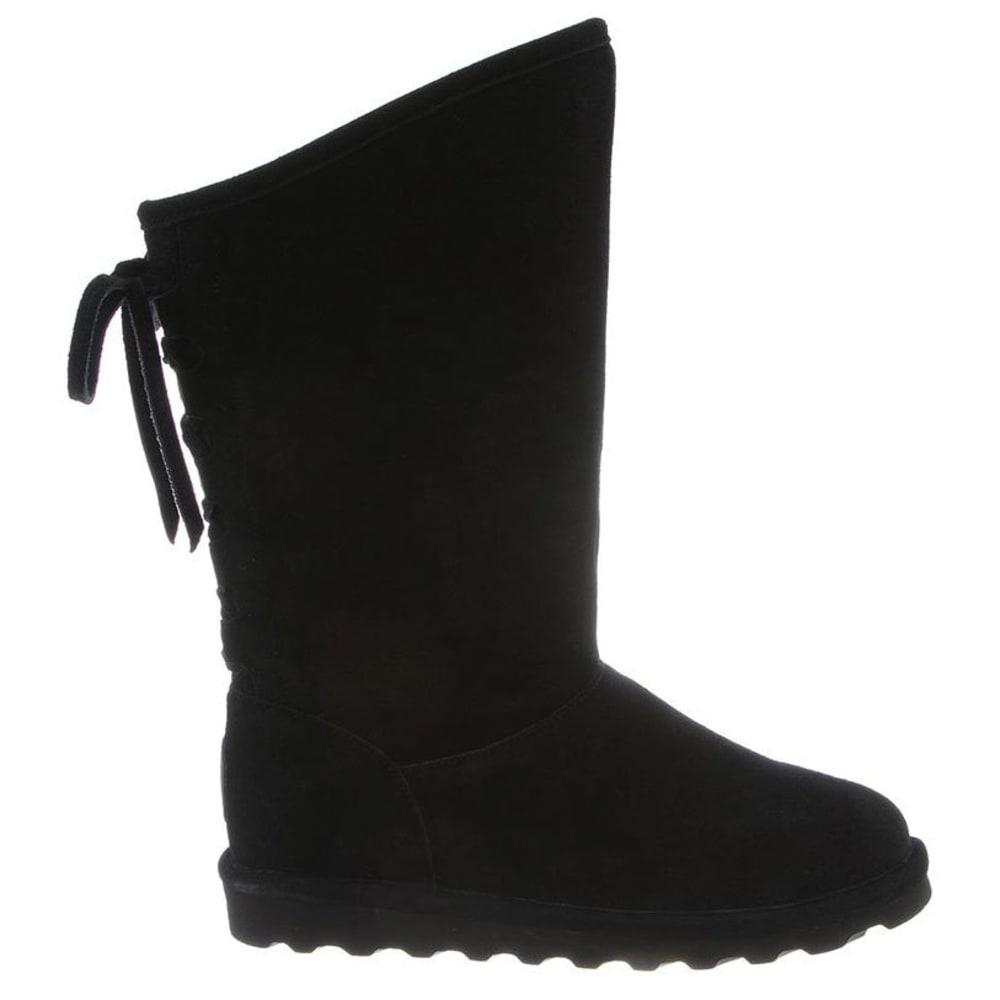 BEARPAW Women's Phylly Boots - BLACK-011