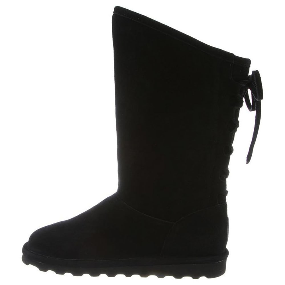 BEARPAW Women's Phylly Boots - BLACK-011