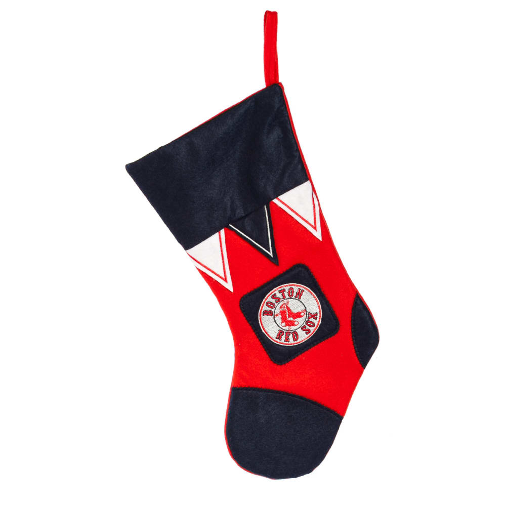 BOSTON RED SOX Holiday Stocking - MULTI