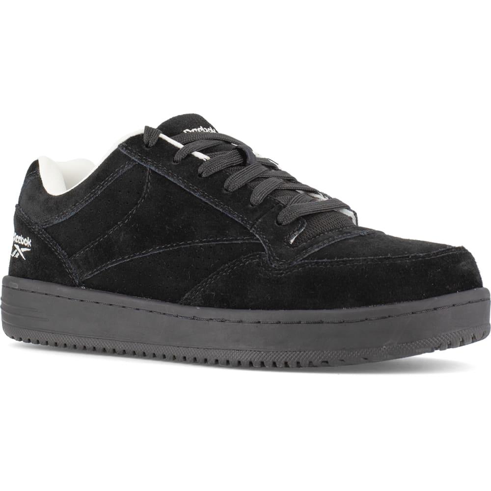 REEBOK WORK Men's Soyay Steel Toe Shoes, Wide - BLACK