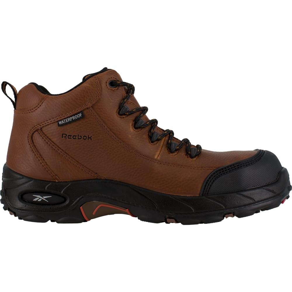 REEBOK WORK Men's Tiahawk Hiker Boots, Wide - BROWN