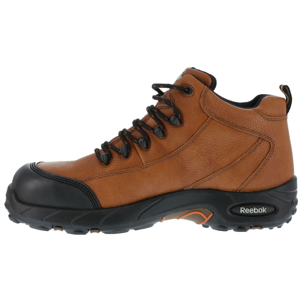 REEBOK WORK Men's Tiahawk Hiker Boots, Extra Wide - BROWN