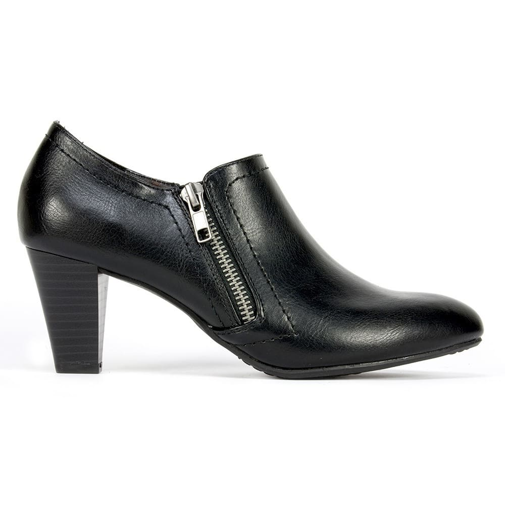 RIALTO Women's Satellite Booties - BLACK