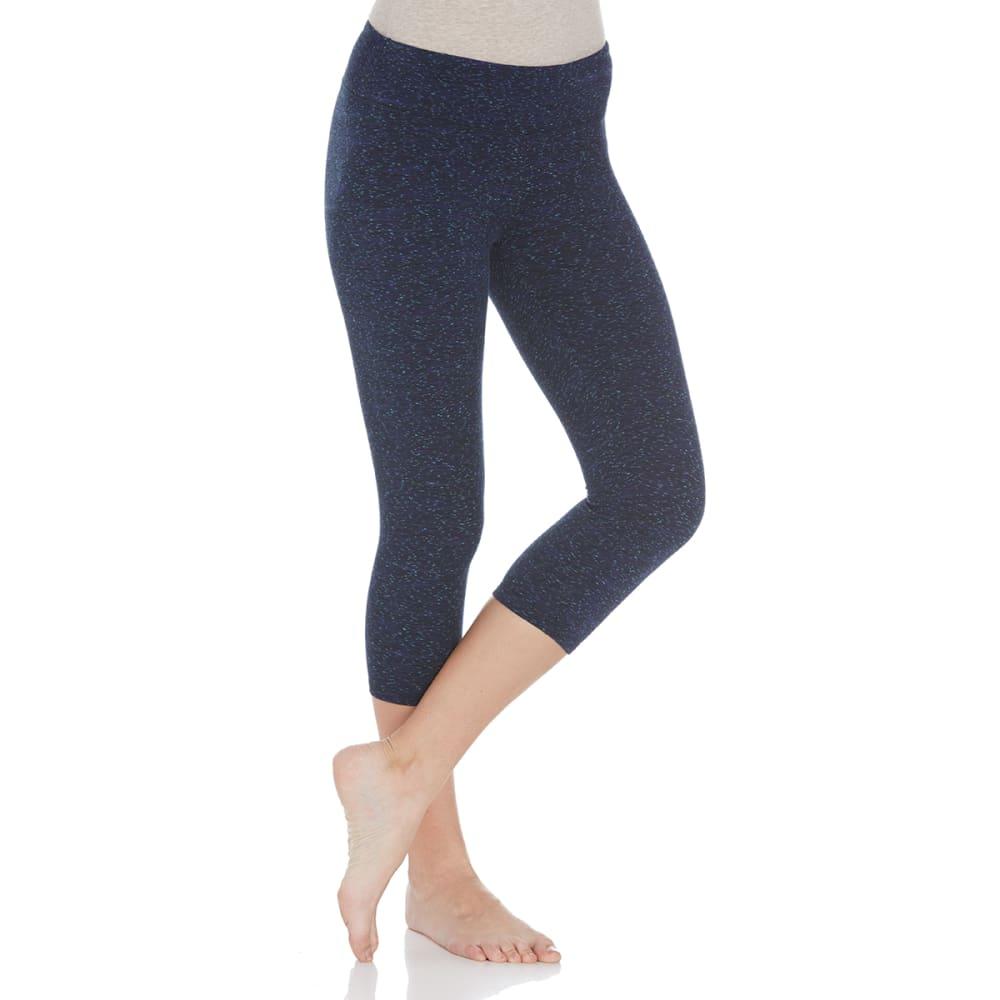 MARIKA Women's Sasha Space-Dye Leggings - MDNGHT BLU 4E1