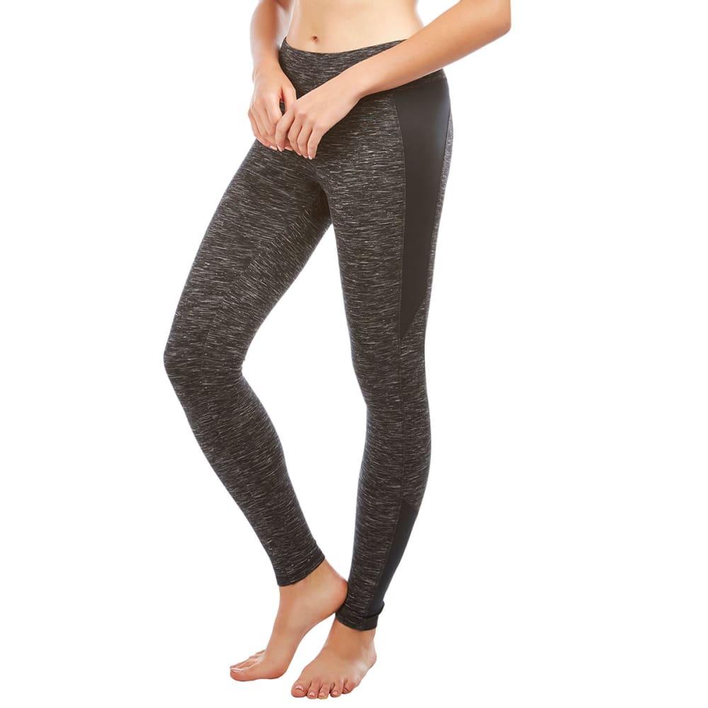 MARIKA Women's Sierra Spliced Leggings - BLACK COSMIC 0HC