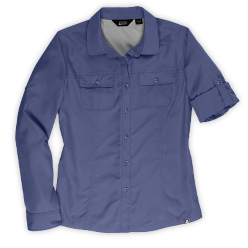 EMS® Women's Compass UPF Long-Sleeve Shirt - CROWN BLUE