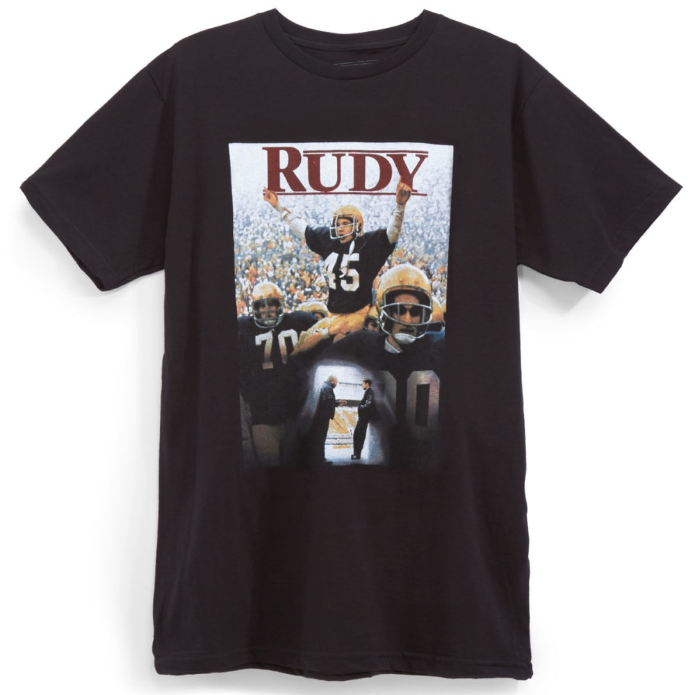D55 Guys' Rudy Short-Sleeve Tee - BLACK