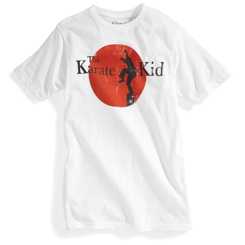 D55 Guys' Karate Kid Short-Sleeve Tee - WHITE