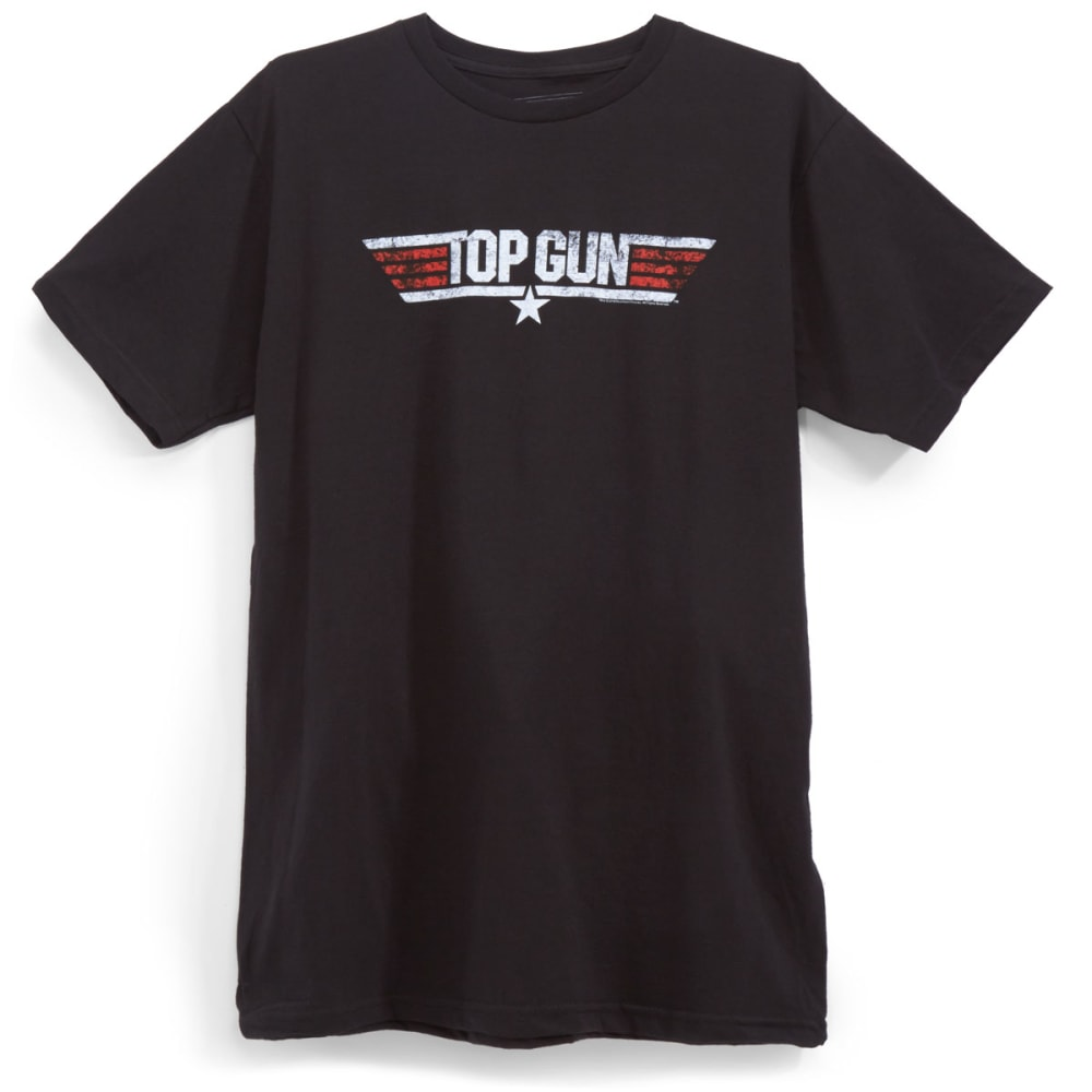 HORIZON NY Guys Top Gun Tee - Black, S