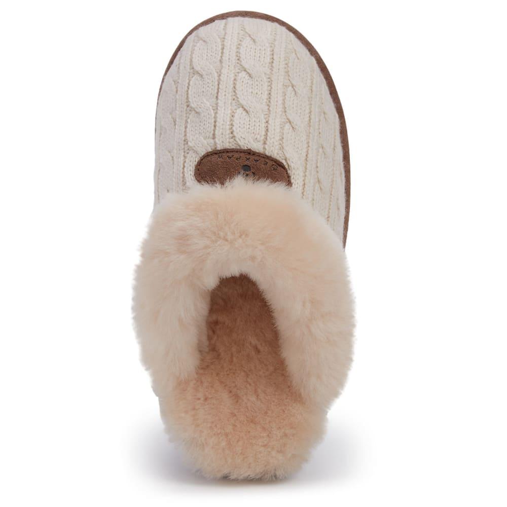 BEARPAW Women's Effie Slippers - LINEN-379
