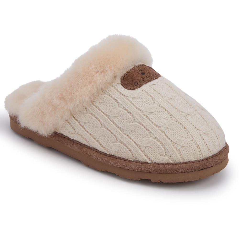 BEARPAW Women's Effie Slippers 6