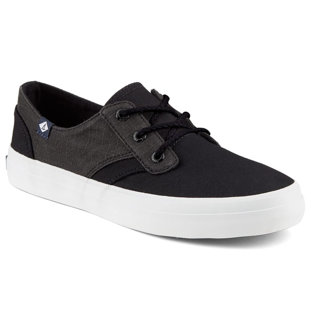SPERRY Women's Crest Rider Sneakers - BLACK