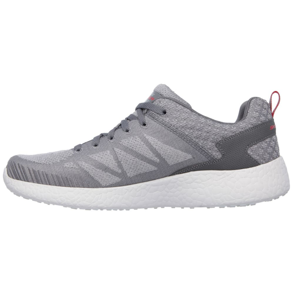SKECHERS Men's Burst - Deal Closer Sneakers - GREY