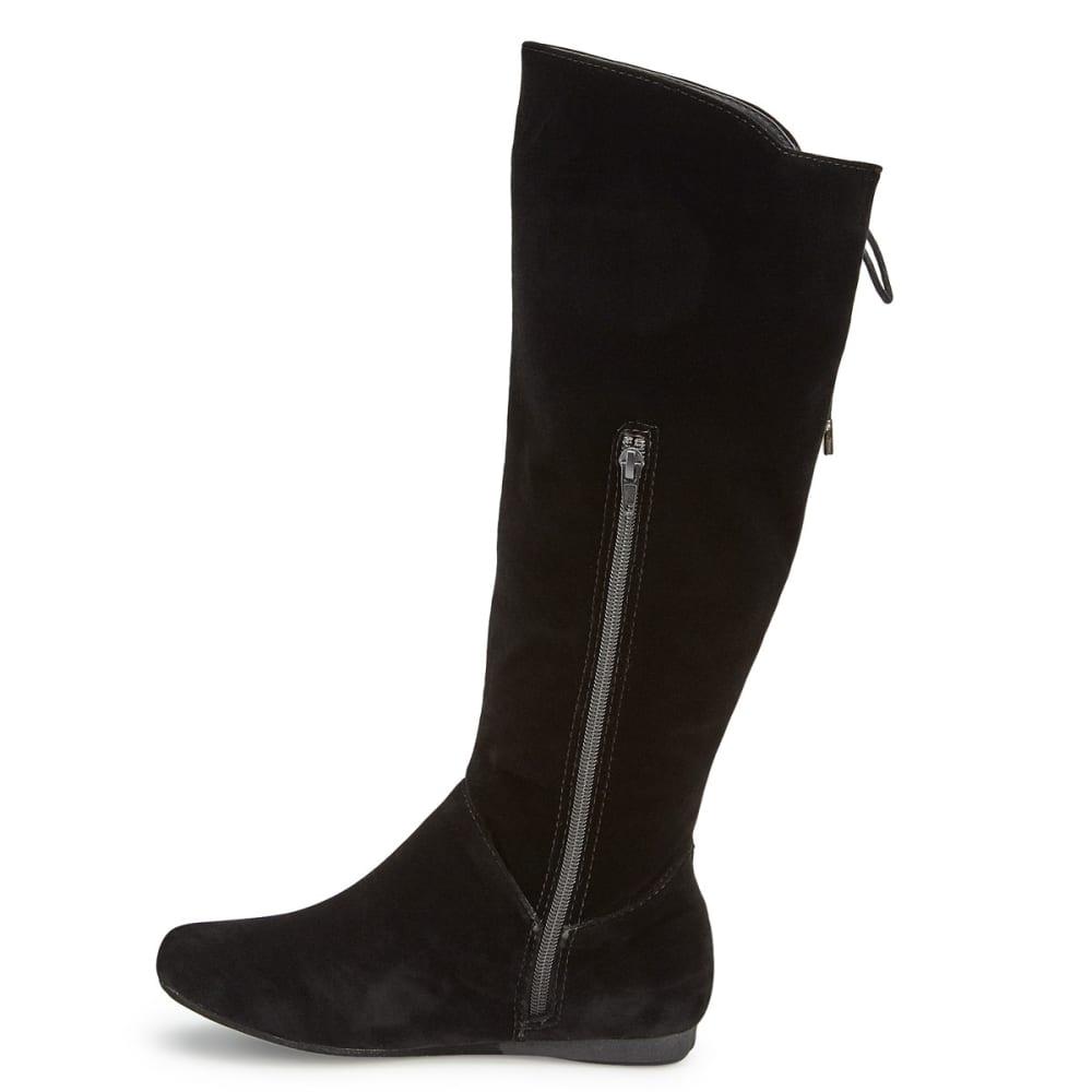 YOKI Women's Stevie Boots - BLACK