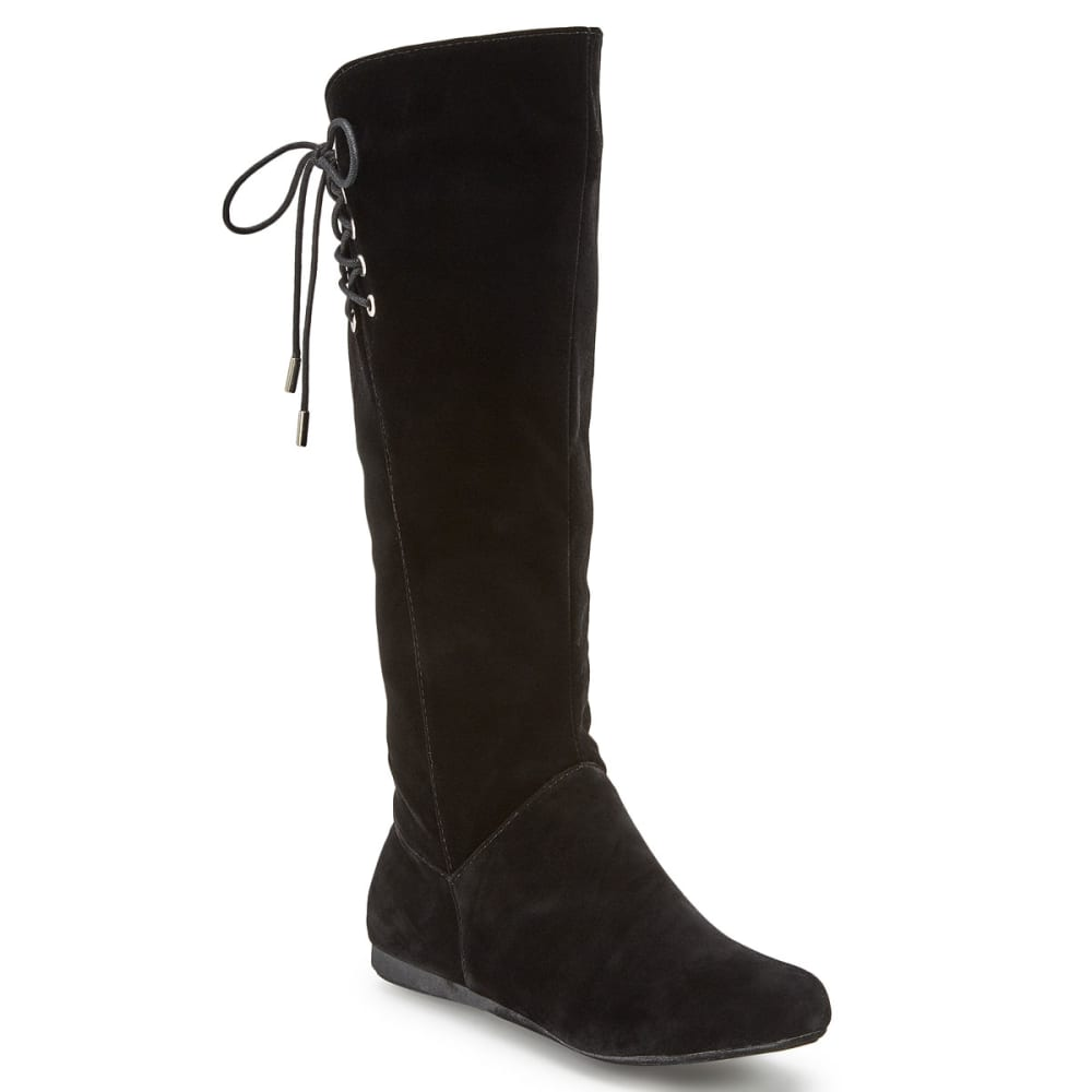 YOKI Women's Stevie Boots - BLACK
