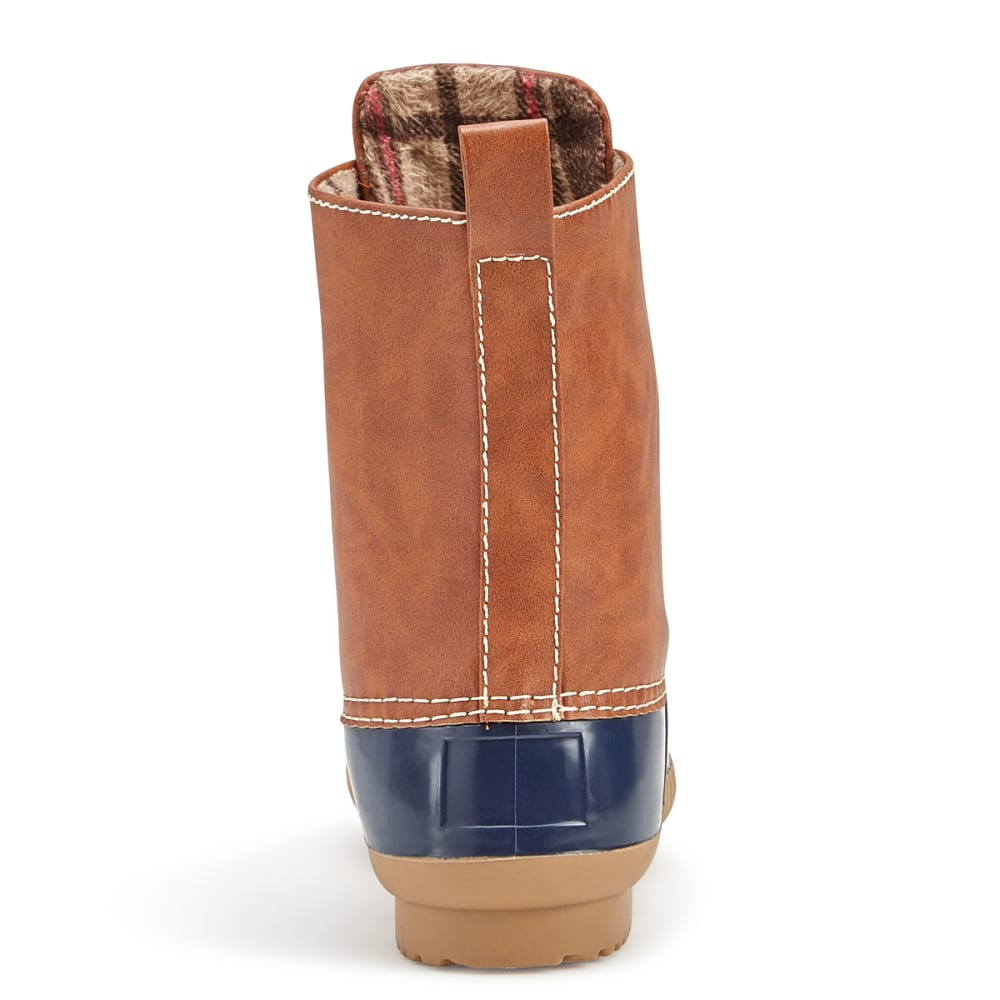 YOKI Women's Dylan Matte Boots - MATTE NAVY